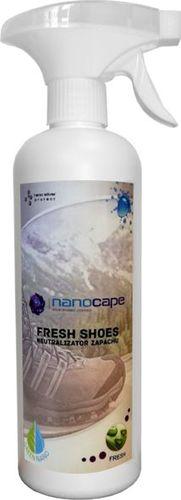 NANOCAPE Odświeżacz do butów obuwia neutralizator zapachów 500ml uniwersalny