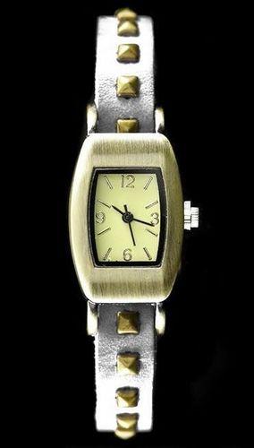 Zegarek ZEGAREK DAMSKI TAYMA - RETRO PUNK 17 (zx566g) - 2013 uniwersalny