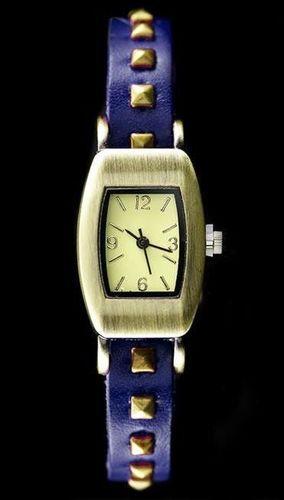 Zegarek ZEGAREK DAMSKI TAYMA - RETRO PUNK 17 (zx566B) - 2013 uniwersalny