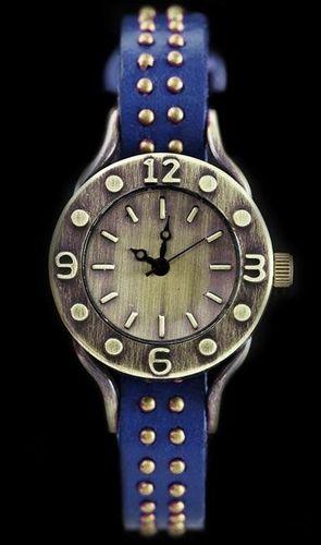 Zegarek ZEGAREK DAMSKI TAYMA - RETRO PUNK 15 (zx564b) uniwersalny