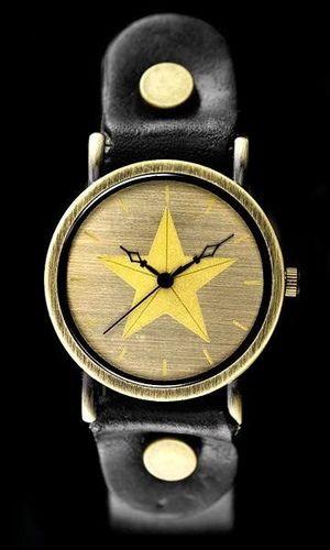 Zegarek ZEGAREK DAMSKI TAYMA - RETRO PUNK 27 -czarny (zx583f) uniwersalny