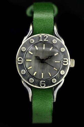 Zegarek ZEGAREK DAMSKI TAYMA - RETRO PUNK 12 (zx565c) uniwersalny