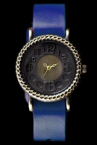 Zegarek ZEGAREK DAMSKI TAYMA - RETRO PUNK 10 (zx563b) uniwersalny