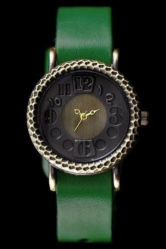 Zegarek ZEGAREK DAMSKI TAYMA - RETRO PUNK 10 (zx563c) uniwersalny