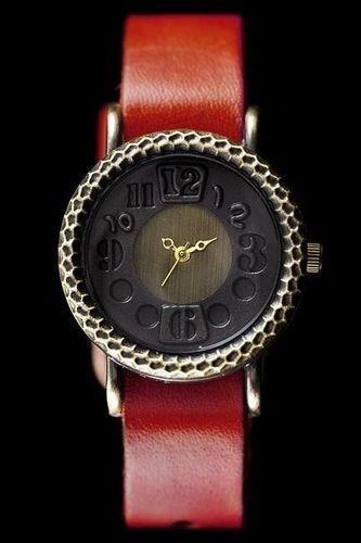 Zegarek ZEGAREK DAMSKI TAYMA - RETRO PUNK 10 (zx563d) uniwersalny