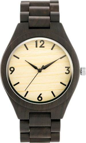 Zegarek ZEGAREK MĘSKI DREWNIANY (zx054a) uniwersalny
