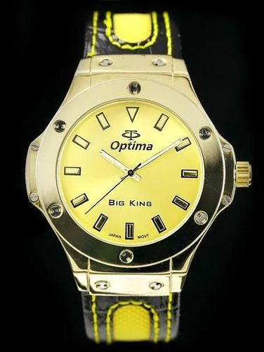 Zegarek ZEGAREK MĘSKI OPTIMA - HULBOT (zx606a) uniwersalny