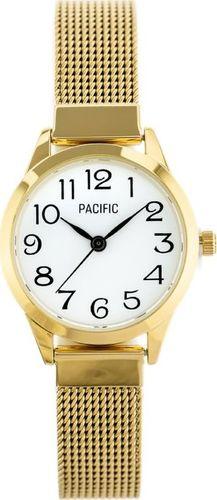 Zegarek Pacific ZEGAREK DAMSKI PACIFIC X6131 - siatka (zy648a) uniwersalny