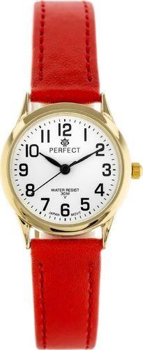 Zegarek Perfect ZEGAREK DAMSKI PERFECT 048 (zp903d) DŁUGI PASEK uniwersalny