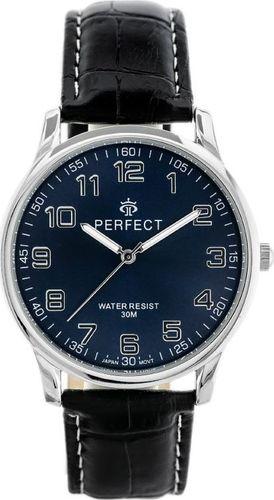 Zegarek Perfect ZEGAREK MĘSKI PERFECT KLASYKA (zp253h) uniwersalny