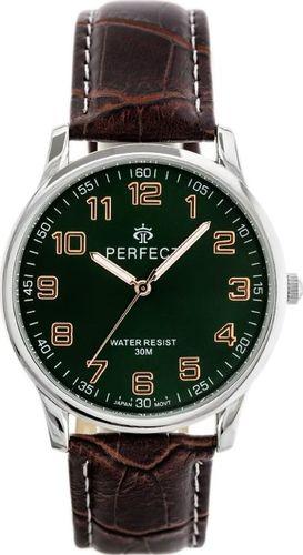 Zegarek Perfect ZEGAREK MĘSKI PERFECT KLASYKA (zp253g) uniwersalny