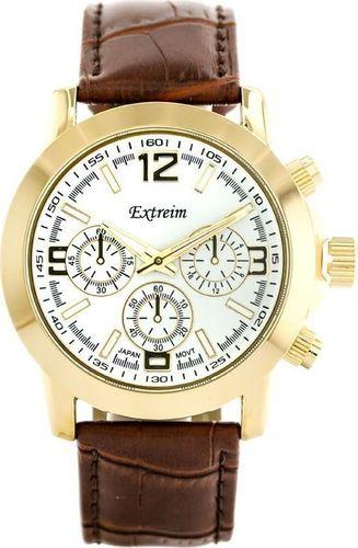 Zegarek Extreim ZEGAREK MĘSKI EXTREIM EXT-8386A-2A (zx024e) uniwersalny