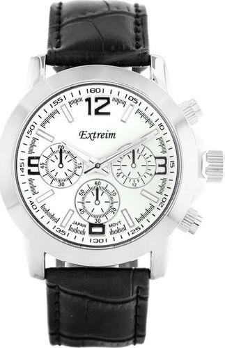 Zegarek Extreim ZEGAREK MĘSKI EXTREIM EXT-8386A-1A (zx024a) uniwersalny