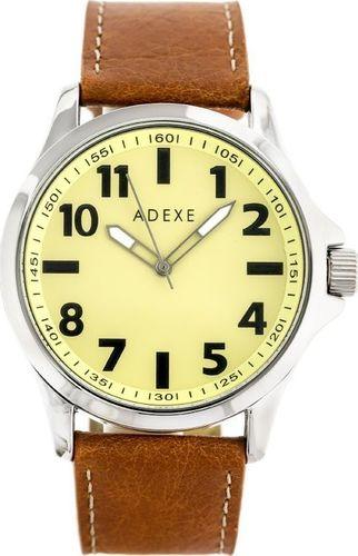Zegarek Adexe ZEGAREK MĘSKI ADEXE ADX-1410A-1A (zx019e) uniwersalny