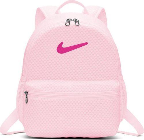 Nike Plecak Nike Brasilia JDI MINI Przedszkolny różowy uniwersalny
