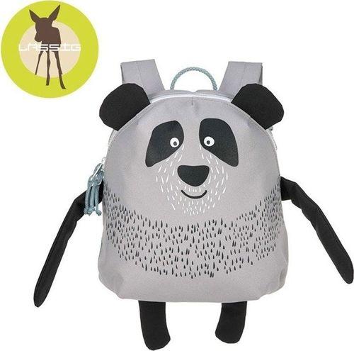 Lassig Lassig - Plecak About Friends z Magnesami Panda Pau uniwersalny