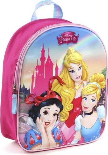 Princess Princess - Plecak różowy (31 x 25 x 12 cm) uniwersalny