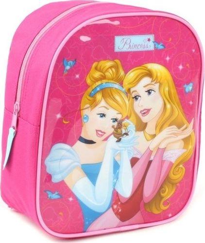 Princess Princess - Plecak różowy (25 x 21 x 10 cm) uniwersalny