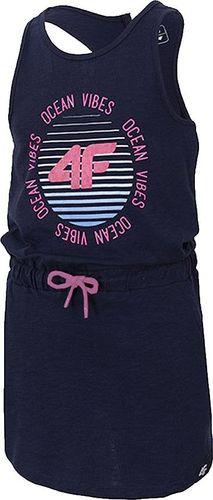 4f Sukienka 4F HJL20-JSUDD002A 31S HJL20-JSUDD002A 31S  134 cm