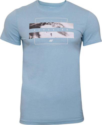 4f Koszulka męska H4L20 TSM035-47S 2XL