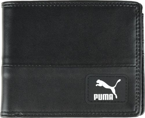 Puma Puma Originals Billfold Wallet 075019-01 czarne One size
