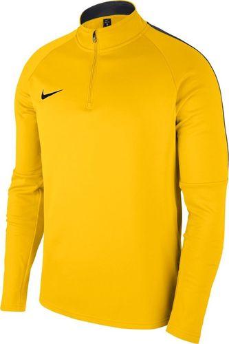 Nike Bluza męska Dry Academy 18 Drill Top Ls żółta r. 2XL (893624 719)