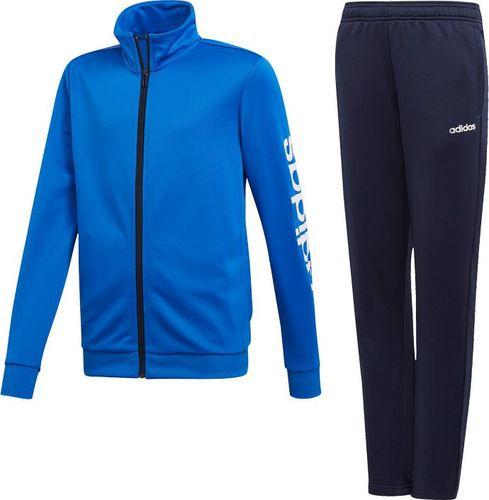 Adidas adidas JR TrackSuit Pes 961 : Rozmiar - 176 cm (EI7961) - 20443_184047