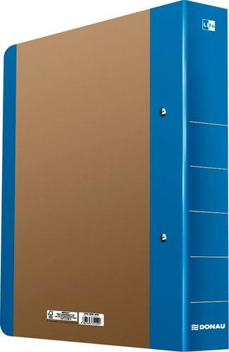 Segregator Donau Segregator ringowy DONAU Life, A4/2RD/50mm, niebieski