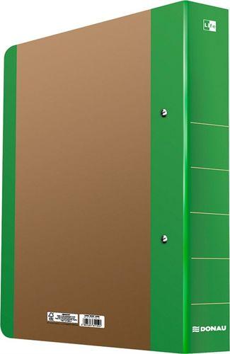 Segregator Donau Segregator ringowy DONAU Life, A4/2RD/50mm, zielony