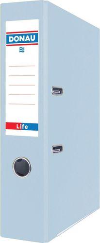 Segregator Donau Segregator DONAU Life, pastel, A4/75mm, niebieski