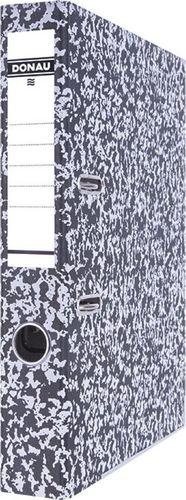 Segregator Donau Segregator DONAU Archiv-S z szyną, kartonowy, A4/50mm, szary