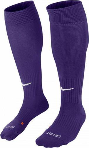 Nike Getry piłkarskie Nike Classic II Cush OTC fioletowe SX5728 545