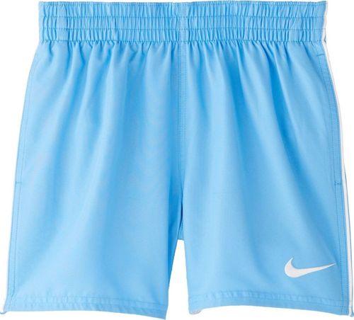 Nike Spodenki kąpielowe dla dzieci Nike Solid Lap j. niebieskie NESS9654 438