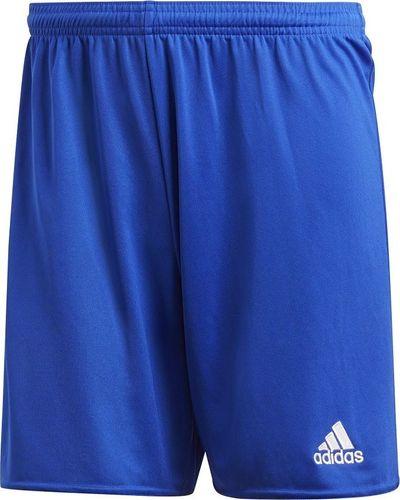 Adidas Spodenki dla dzieci adidas Parma 16 JUNIOR niebieskie AJ5882/AJ5894