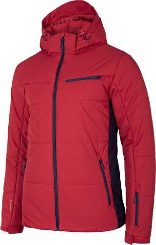 Outhorn Kurtka narciarska męska Outhorn ciemna czerwień HOZ19 KUMN604 61S