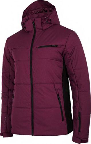 Outhorn Kurtka narciarska męska Outhorn burgund HOZ19 KUMN604 60S