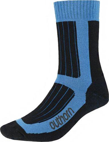 Outhorn Skarpety Uni Outhorn niebieskie HOZ19 SOUT600 33S