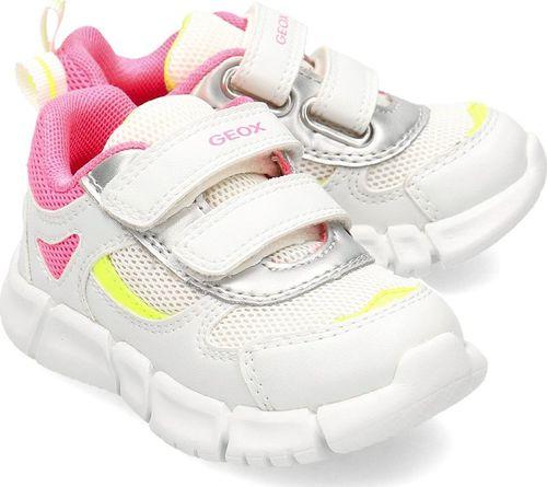 Geox Geox Baby Flexyper - Sneakersy Dziecięce - B022WB 0BC14 C1441 24-27 24