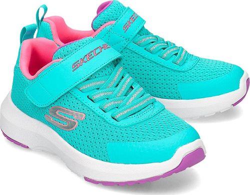 Skechers Skechers Hop n Hike - Sneakersy Dziecięce - 81365L/TQMT 28