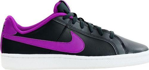 Nike Buty damskie Nike Court Royale czarno różówe GS 833654 004