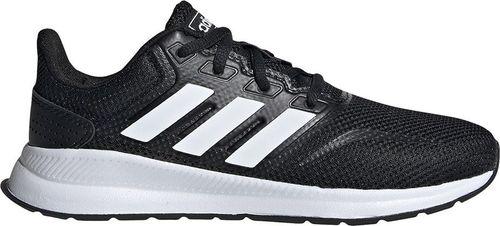 Adidas Buty dla dzieci adidas Runfalcon K czarno-białe EG2545