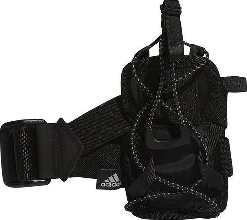 Adidas Torebka do biegania adidas Run Mob Holder czarna DY5724