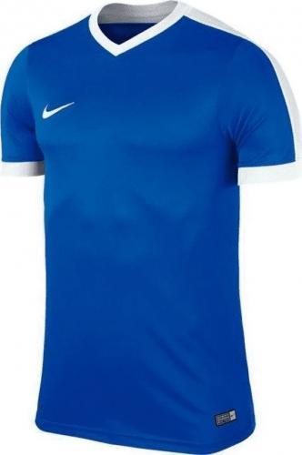 Nike Niebiesko-biała koszulka Nike Striker 725974-463 JR 140