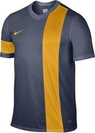 Nike Granatowa koszulka Nike Striker 520460-410 S