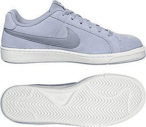 Nike Niebieskie buty sportowe damskie Nike Court Royale Suede 916795-002 36,5