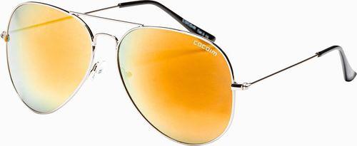 Ombre Okulary przeciwsłoneczne A278 - żółte uniwersalny