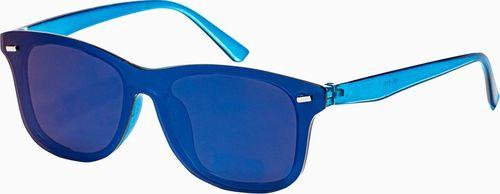 Ombre Okulary przeciwsłoneczne A279 - niebieskie uniwersalny