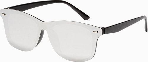 Ombre Okulary przeciwsłoneczne A279 - srebrne uniwersalny