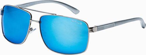 Ombre Okulary przeciwsłoneczne A280 - niebieskie uniwersalny