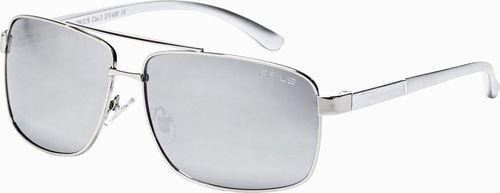Ombre Okulary przeciwsłoneczne A280 - srebrne uniwersalny